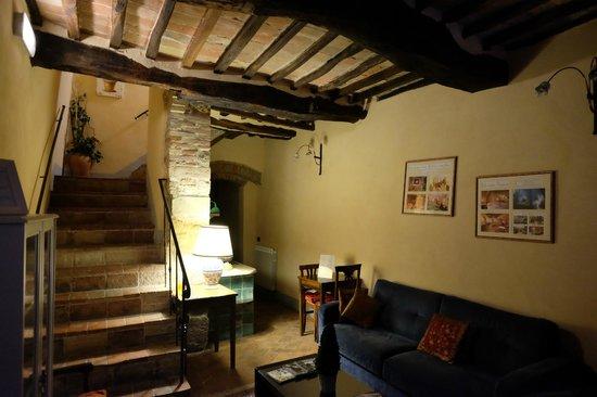 Hotel Palazzo del Capitano Exclusive Wellness & Relais: Ingresso /piano terra
