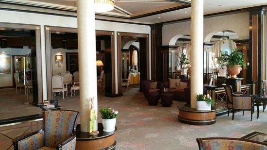 Hotel Tanneck: Eingangshalle im Tanneck