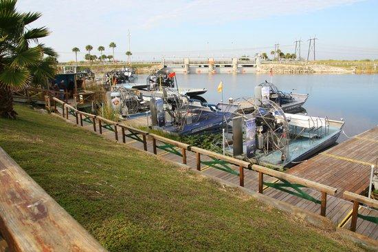 Sawgrass Recreation Park: Airboats