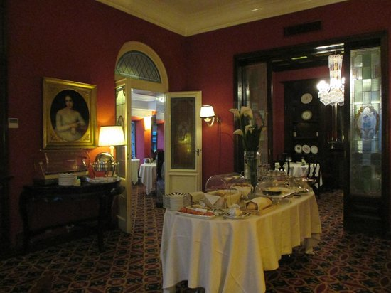 Hotel Regency: The best breakfast and dining in Florence