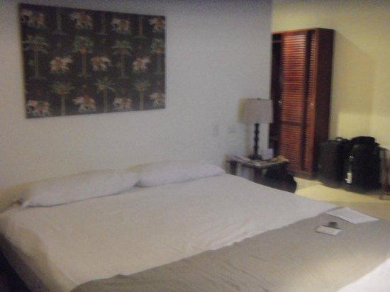 Hotel Luisiana: habitacion