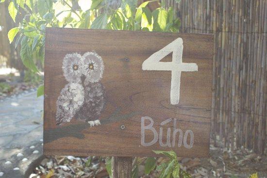 Los Cardones EcoLodge: Owl house...
