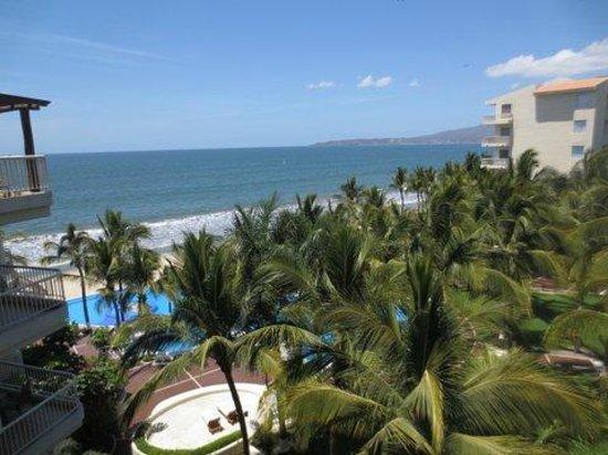 Bel Air Collection Resort & Spa Vallarta: Ocean view looking towards Bucerias