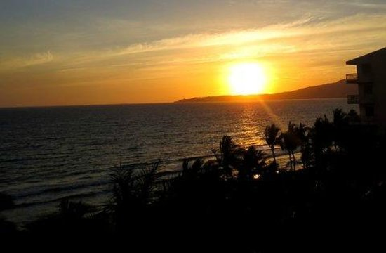 Bel Air Collection Resort & Spa Vallarta: Every night a beautiful sunset