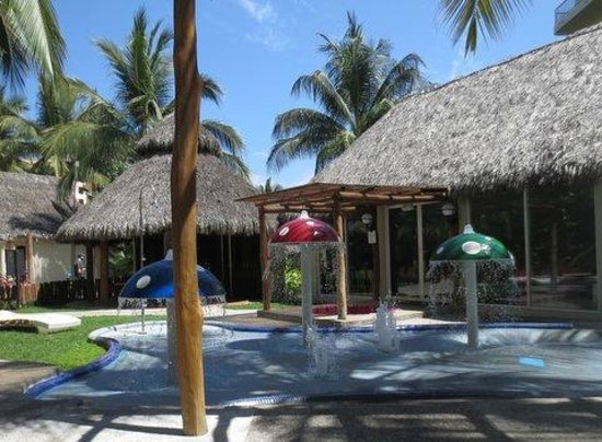 Bel Air Collection Resort & Spa Vallarta : View of part of Kids Club