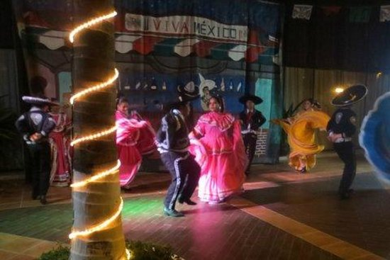 Bel Air Collection Resort & Spa Vallarta : Fiesta Night on property