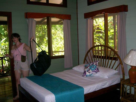 Pachira Lodge: bonitos dormitoios