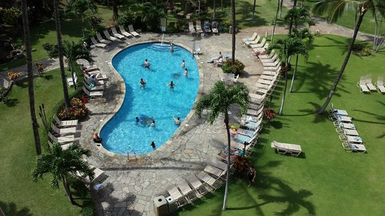 Aston Kaanapali Shores: Pool nearest the main area