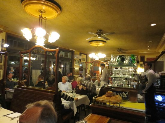 Bistrot du Boeuf Rouge : Great Service