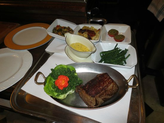 Bistrot du Boeuf Rouge : Great Food