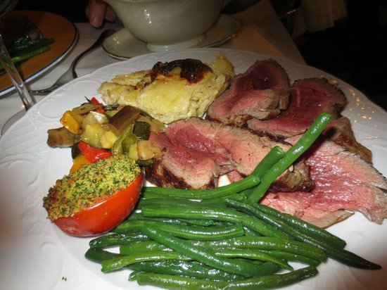 Bistrot du Boeuf Rouge : Go and enjoy