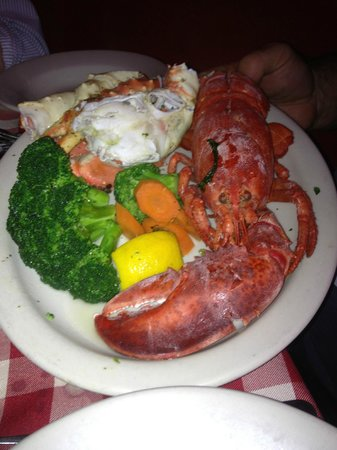 Daddy Jack's: New England dinner