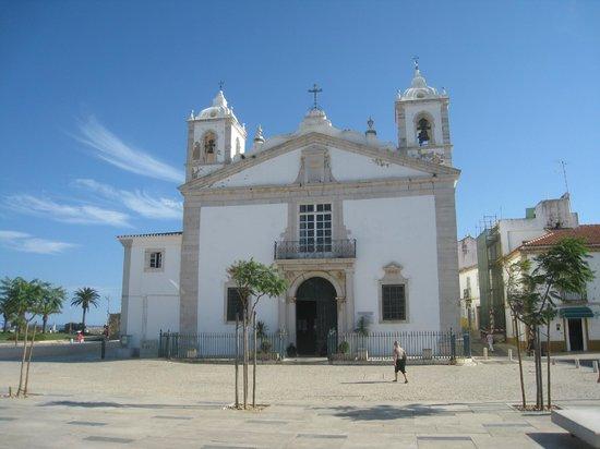 Église de Santa Maria : View from main square