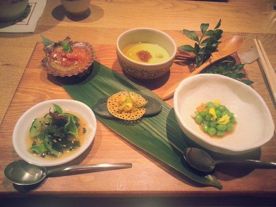 Pakta Restaurant: starter