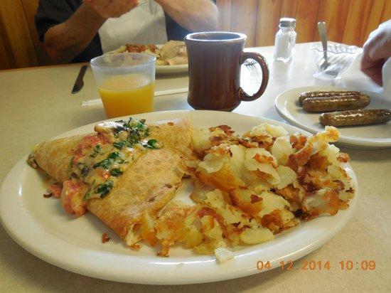 Alma's Kouzine: Spinach Feast