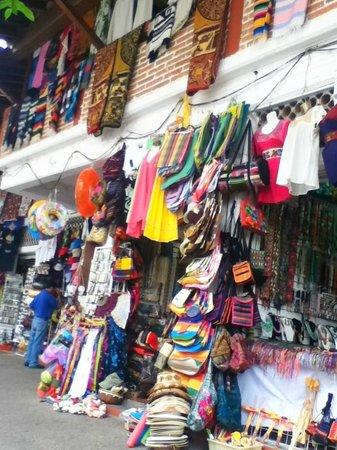 Samba Vallarta All Inclusive : Marché à Puerto Vallarta