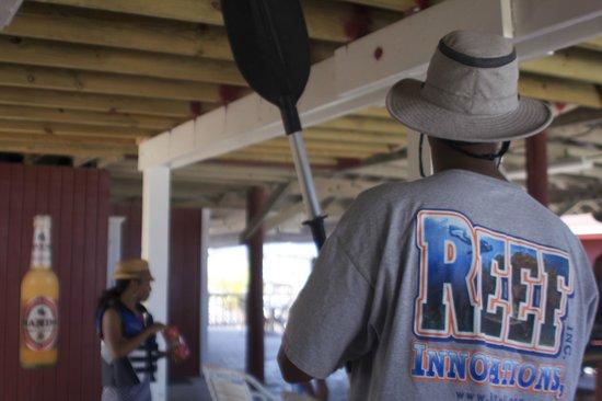 Paradise Cove Beach Resort: Reef Ball Project