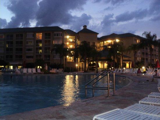 Silver Lake Resort: Área externa