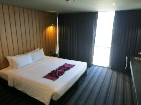 The Heritage Baan Silom Hotel: 部屋その2