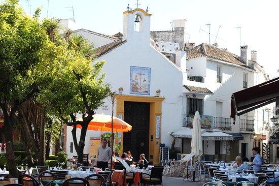Casco antiguo de Marbella: Casco Antiguo