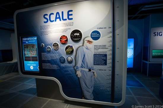 Intel Corp and Museum: Intel Museum