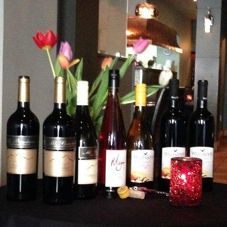 North 54: Spring wine tasting April 12 2014