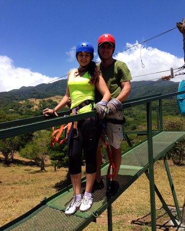 Hotel Borinquen Mountain Resort : Felices