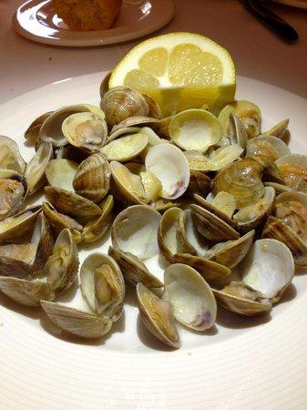 Marisqueria Jacinto : almejas