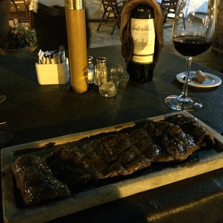 La Parrillada Steak House: Churrasco !!