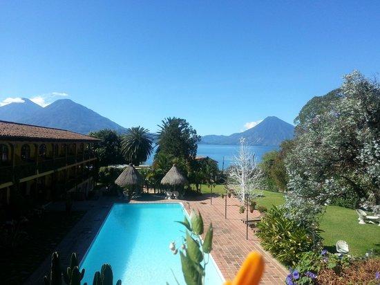 Villa Santa Catarina: Vista desde la habitacion