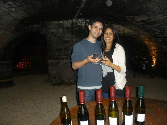 Wine and Voyages: Sharon and Joey