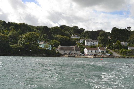 Falmouth Boat Hire: Pandora Inn