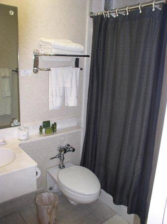 Hillside Inn: Bathroom
