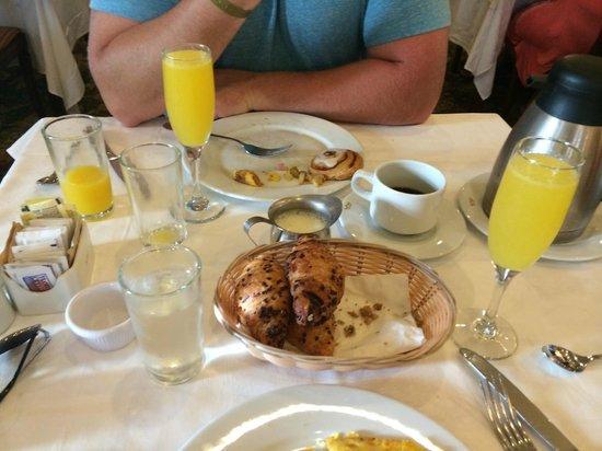 Hotel Riu Palace Aruba: breakfast