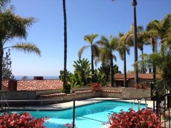 Casa Laguna Hotel & Spa : View from poolside