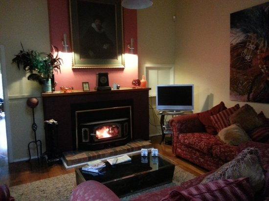 Max's Retreat at Red Hill Estate: so warm