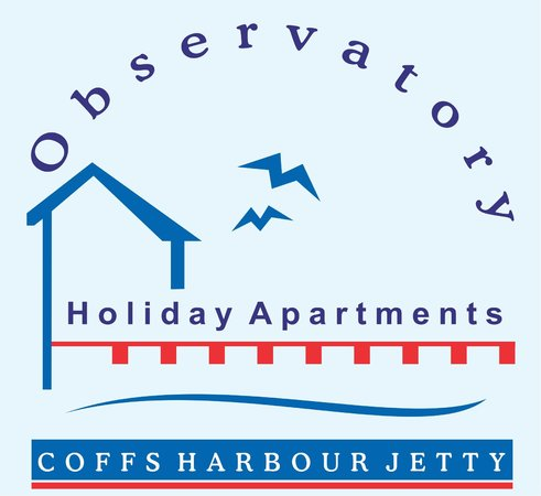 The Observatory Holiday Apartments: Our logo