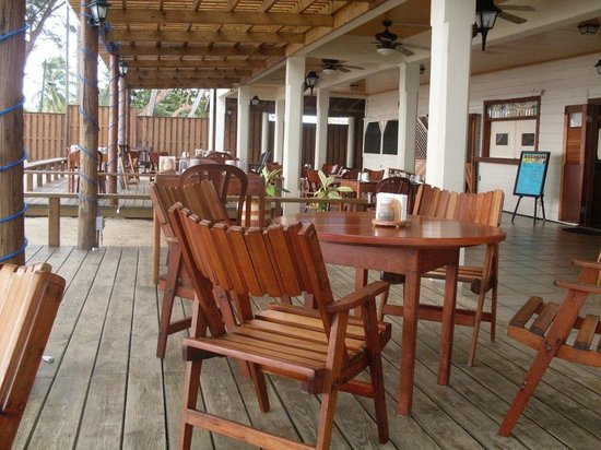 Pelican Beach - Dangriga: Dining