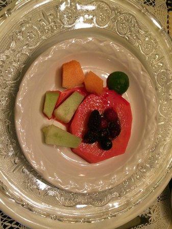 Your Host Inn Cuernavaca : Fresh Fruit