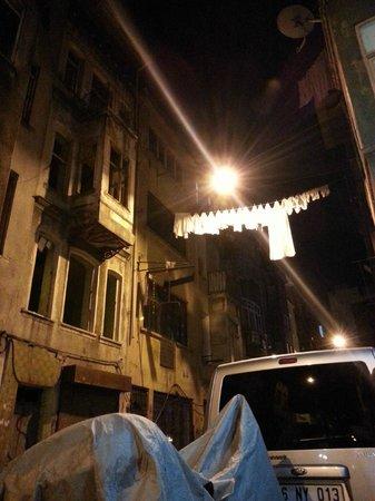 Taksim Istanbul Apart: Baran Yeşilkaya