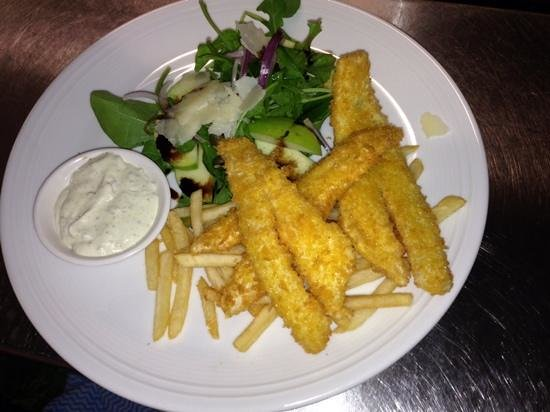 Kettles On Cafe: Fish and Chips