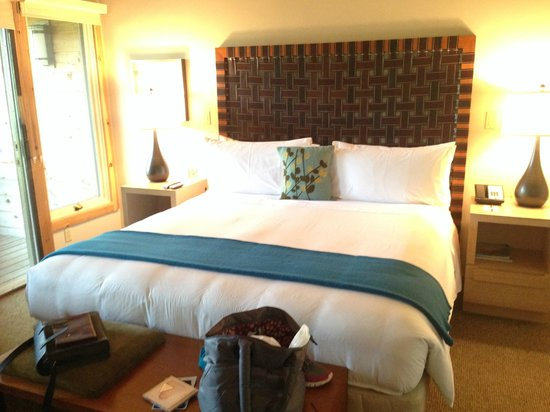 Ventana Inn & Spa: standard room