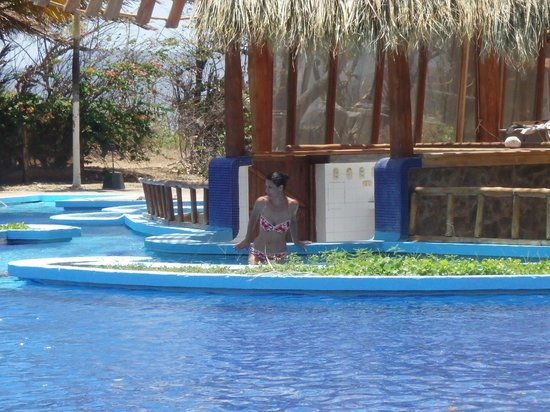 Ecoplaya Beach Resort: Pool