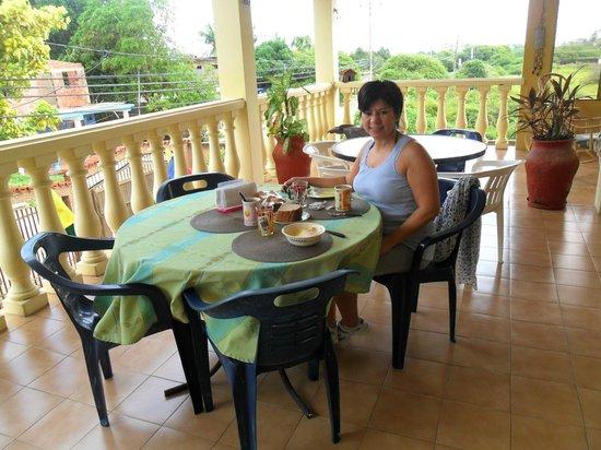 Casa Trudel: Breakfast
