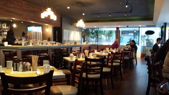 Cova Hotel: Restaurante donde sirven el desayuno
