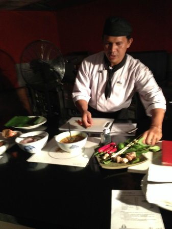 Club Med Bali : Balinese cooking class