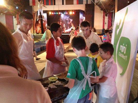 Club Med Bali: Children activities