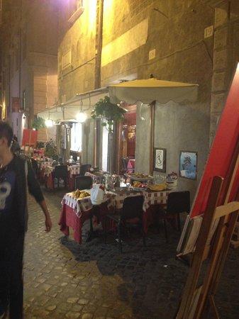 Al Presidente : Avoid this restaurant!! Huge scam!