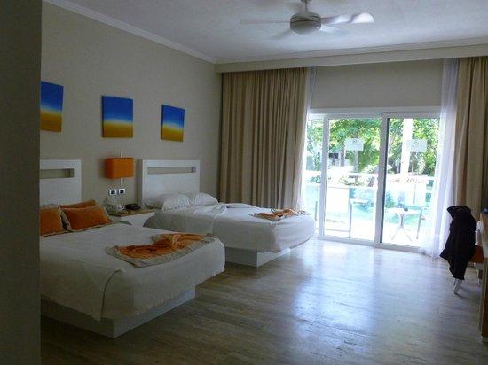 Cofresi Palm Beach & Spa Resort: Gardenview room 40202