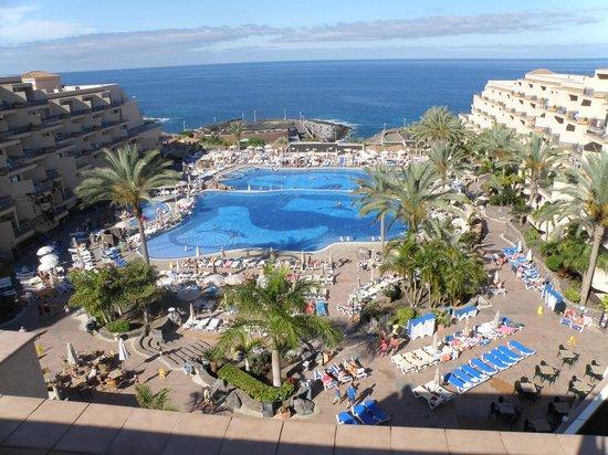 ClubHotel Riu Buena Vista: vista desde la última planta